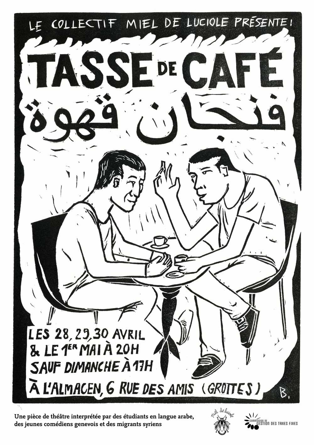 rencontre entre arabe